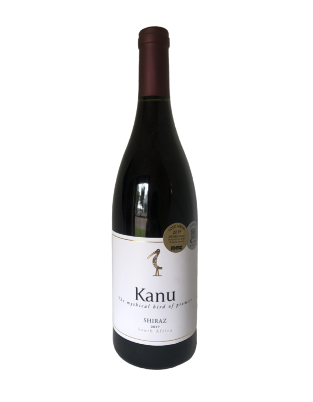 Kanu Wines Shiraz 2017