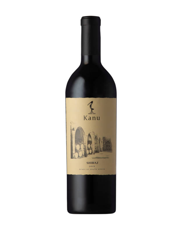 Kanu Wines Shiraz 2018