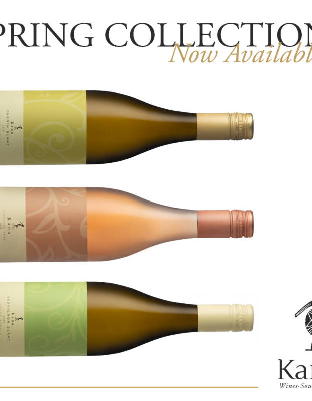 Kanu Wines Spring Collection